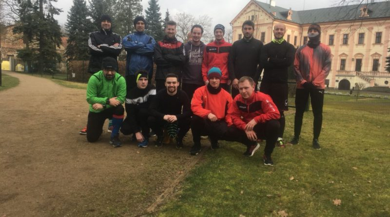 Soustředění Muži SK Smíchov Plzeň – Video v článku