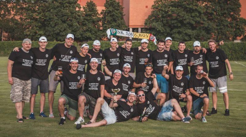 SK Smíchov Plzeň – Vítěz Městského přeboru mužů 2018/19