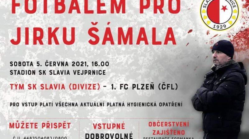 Fotbalem pro Jirku Šámala